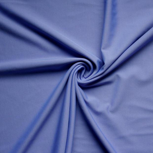 Periwinkle Blue Swimsuit Fabric
