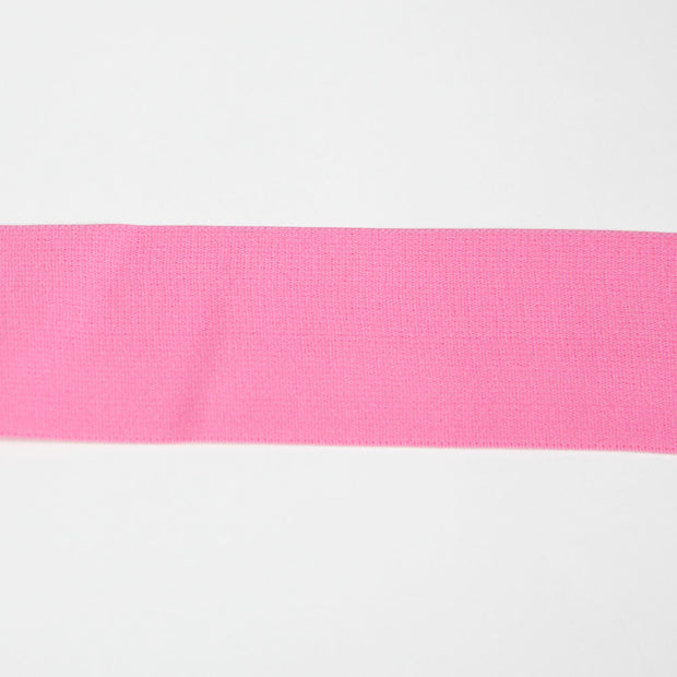 "2"" Waistband Elastic in Hot Pink by Riley Blake"