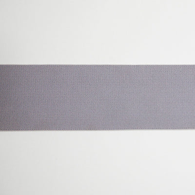 "2"" Waistband Elastic in Gray by Riley Blake"