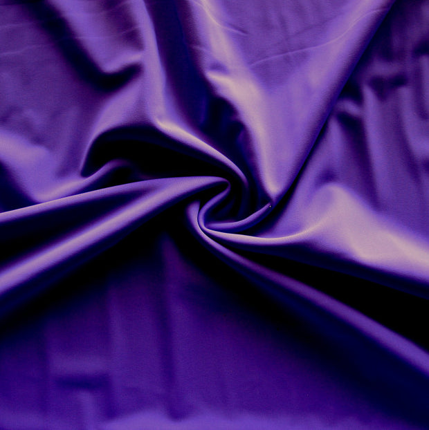 Purple Heart Nylon Lycra Swimsuit Fabric