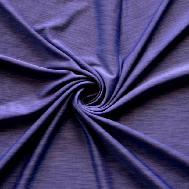 Purple Marl Nylon Lycra Swimsuit Fabric