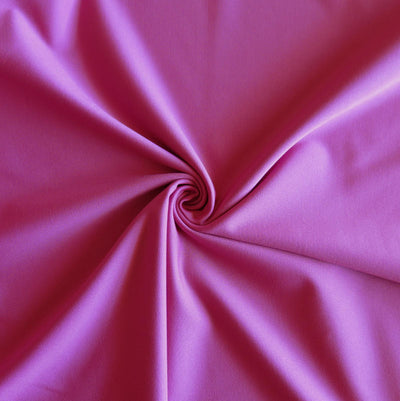 Rhubarb Dry-Flex Ubersoft Poly Lycra Jersey Knit Fabric