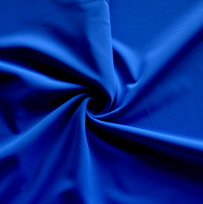 Rich Royal Nylon Lycra Swimsuit Fabric