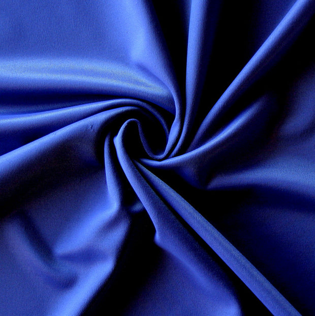Dark Royal Blue Nylon Lycra Swimsuit Fabric