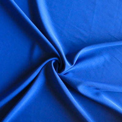 Sapphire Blue Stretch Woven Fabric