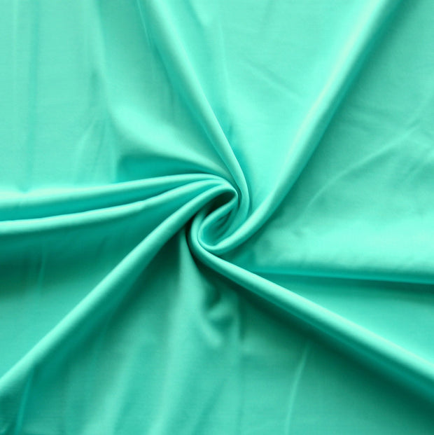 Seafoam Nylon Lycra Swimsuit Fabric