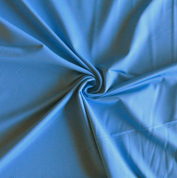 Sky Blue Nylon Spandex Swimsuit Fabric