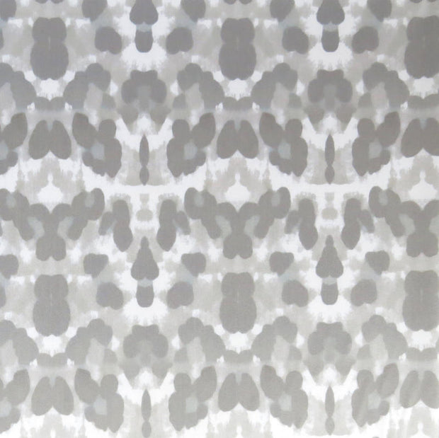 Snow Leopard Nylon Spandex Swimsuit Fabric