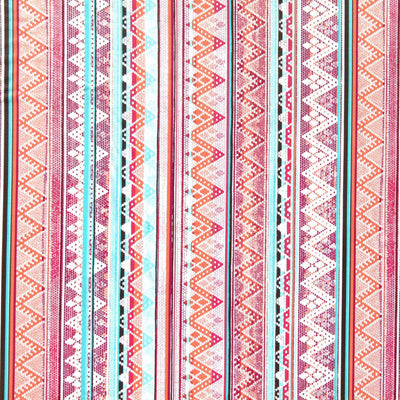 South Pacific Nylon Spandex Swimsuit Fabric