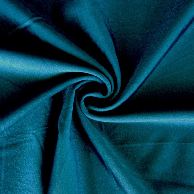 63ed3236a69 Peacock Blue Solid Nylon Spandex Tricot Specialty Swimsuit Fabric – The Fabric  Fairy