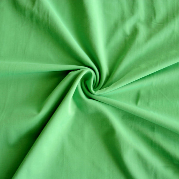 Spring Green Nylon Lycra Swimsuit Fabric