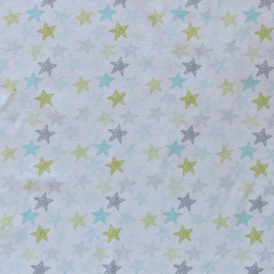 Starlight Starbright Cotton Lycra Jersey Knit Fabric