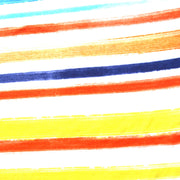 Summertime Stripe Knit Fabric