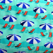 Sunny Beach Nylon Lycra Swimsuit Fabric