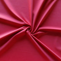 Tomato Red Nylon Spandex Swimsuit Fabric