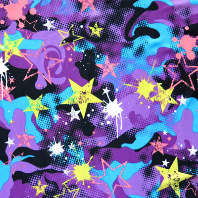Totally 80's Nylon Spandex Swimsuit Fabric