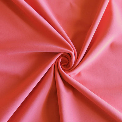 Watermelon Dry-Flex Ubersoft Poly Lycra Jersey Knit Fabric