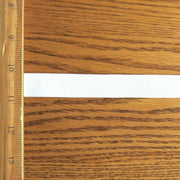 "White 3/4"" Wide Swimsuit Elastic"