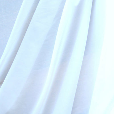 White Shaper Nylon Lycra Power Mesh Fabric