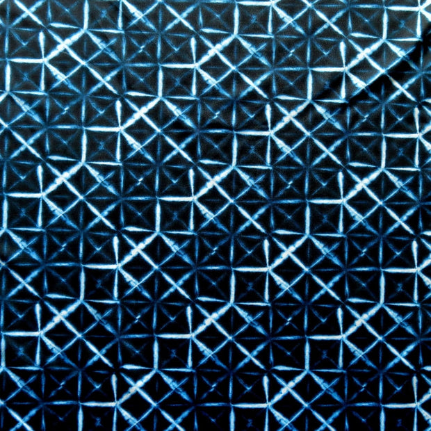 X Marks the Spot Nylon Spandex Swimsuit Fabric