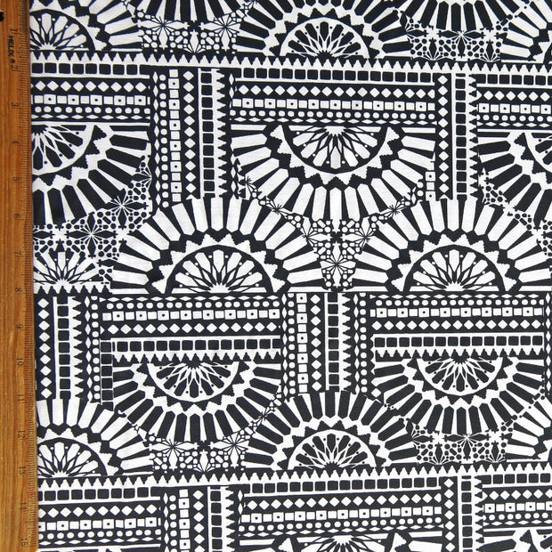 Zanzibar Nylon Spandex Swimsuit Fabric