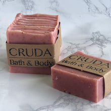 Cranberry & Fig Scrub Bar