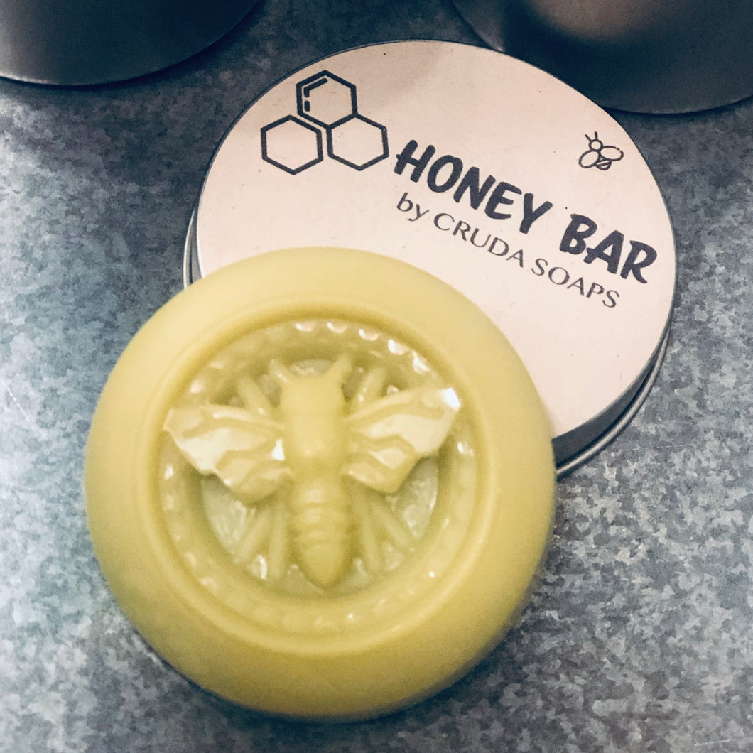 Honey Lotion Bar
