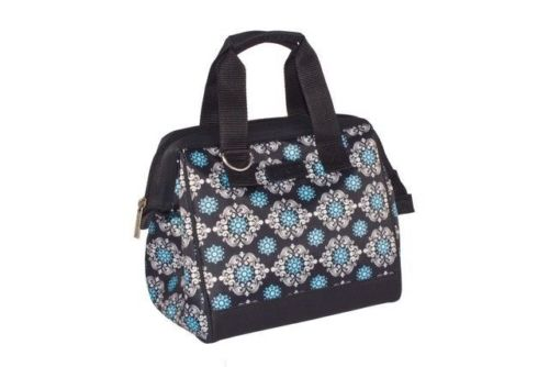 Sachi Insulated 34 Lunch Bag - Black Medallion