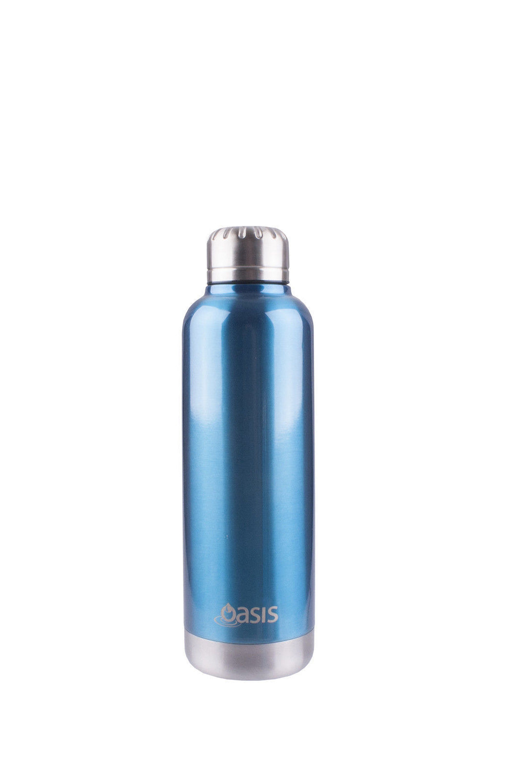 Oasis Canteen Stainless Steel Double Wall Insulated Water Bottle 500ml-Aqua