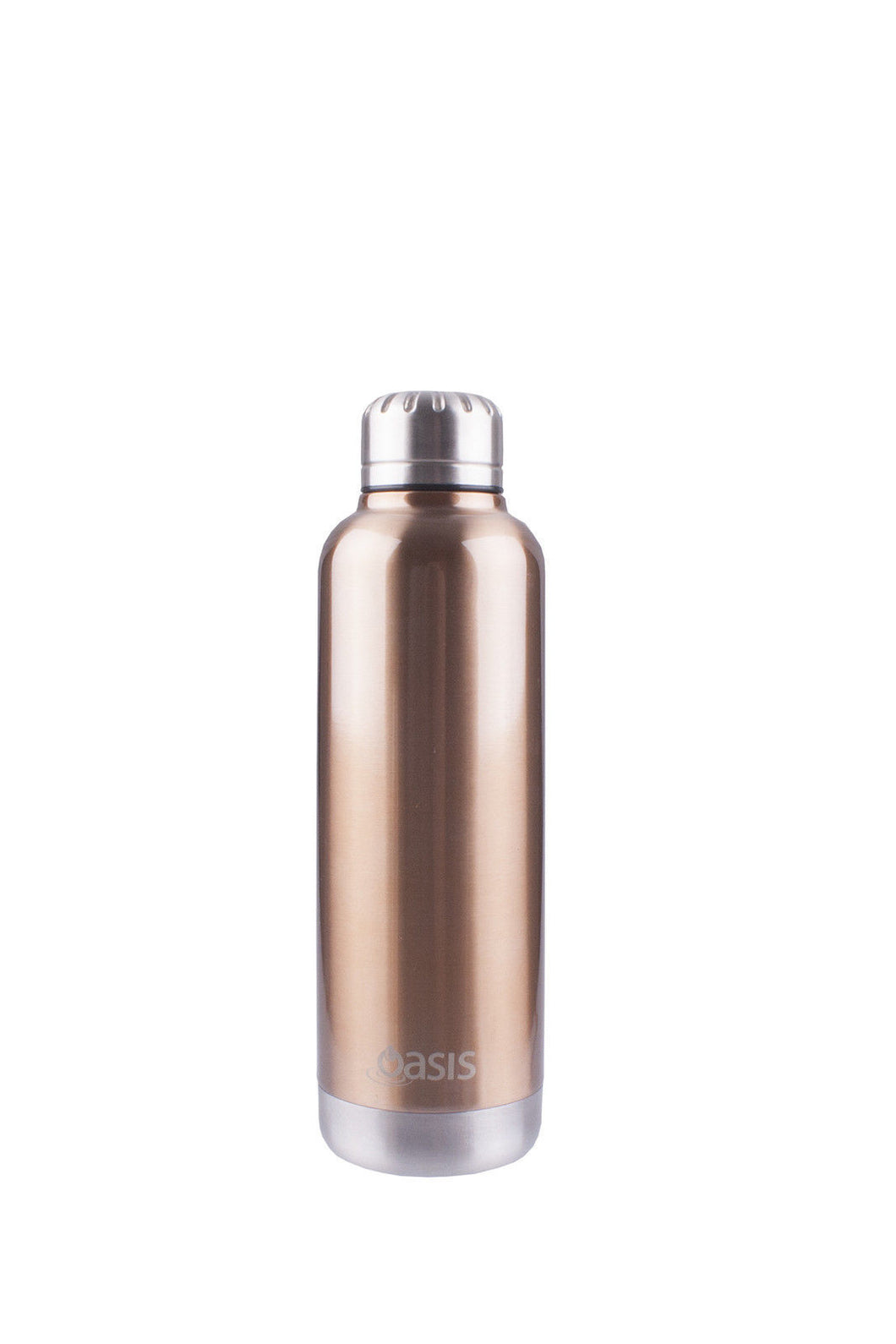 Oasis Canteen Stainless Steel Double Wall Insulated Water Bottle 750ml - Champagne