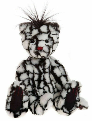 Charlie Bears - Chequers - 33cm - 2016 Plush Collection