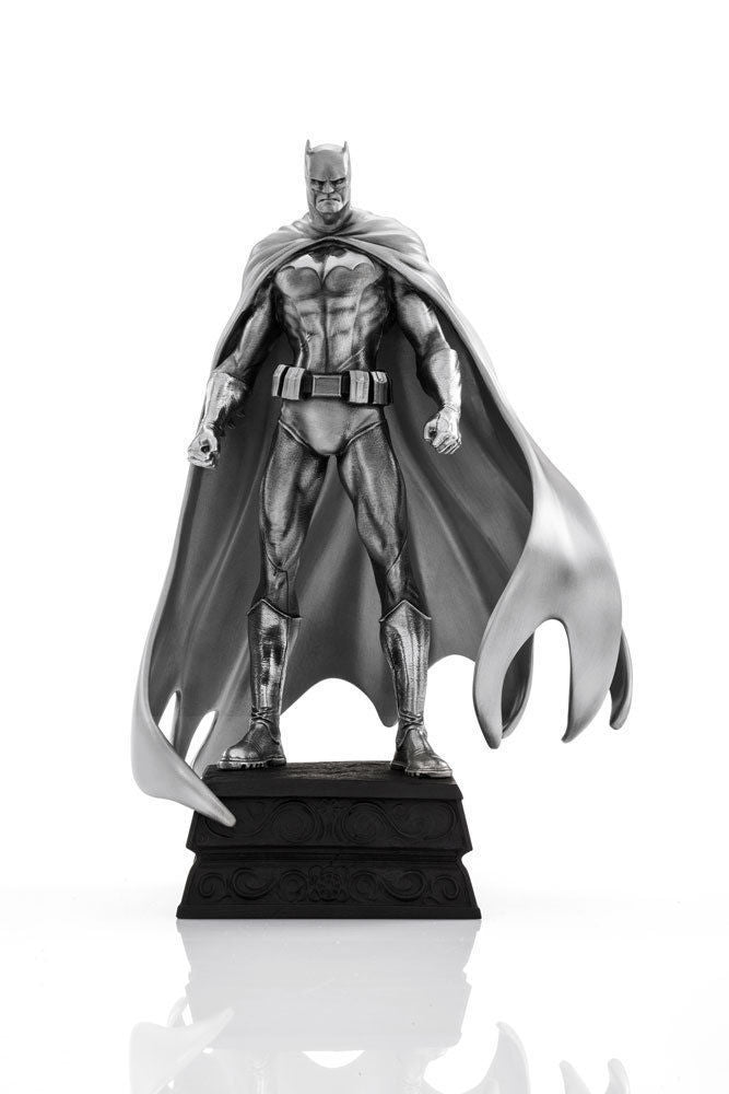 DC Comics Pewter Batman Figurine - Royal Selangor