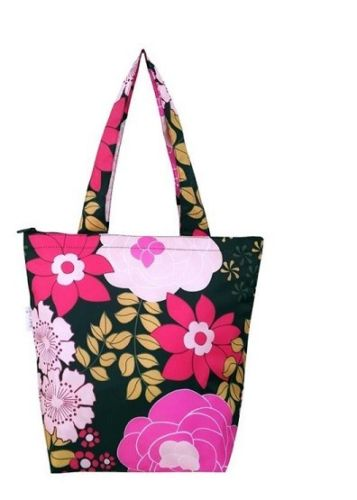 Sachi Insulated Market Tote - 40cm x 36cm - Floral Bloom