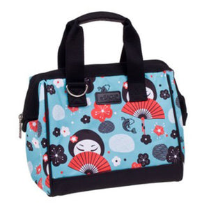 Sachi Insulated 34 Lunch Bag - Geisha Girl