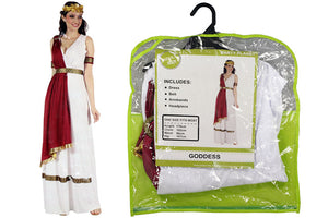 Party Planet Goddess Toga Caesar Venus Costume Fancy Dress