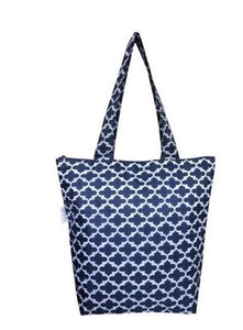 Sachi Insulated Market Tote - 40cm x 36cm - Moroccan Navy