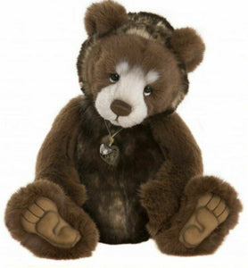 Charlie Bears - Pamper - 42cm - 2018 Plush Collection
