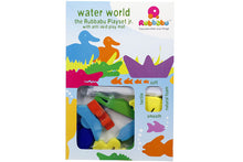 Load image into Gallery viewer, Rubbabu Playset Jr. Water World with Anti Skid Play Mat