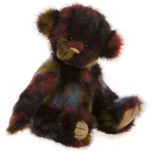 Charlie Bears - Splodge - 30cm - 2019 Collection