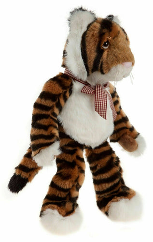 Charlie Bears -  Tatton - Tiger - Bearhouse Bears Collection - 43cm