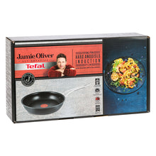 Load image into Gallery viewer, Tefal Jamie Oliver Premium Hard Anodised Induction Frypan 24cm