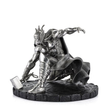 Load image into Gallery viewer, Marvel Pewter Thor God of Thunder - Figurine - Royal Selangor - Limited Edition