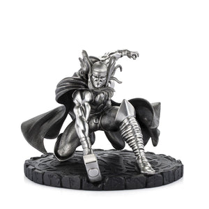 Marvel Pewter Thor God of Thunder - Figurine - Royal Selangor - Limited Edition