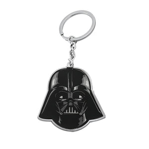 Licensed Star Wars Metal Keyring - Darth Vader
