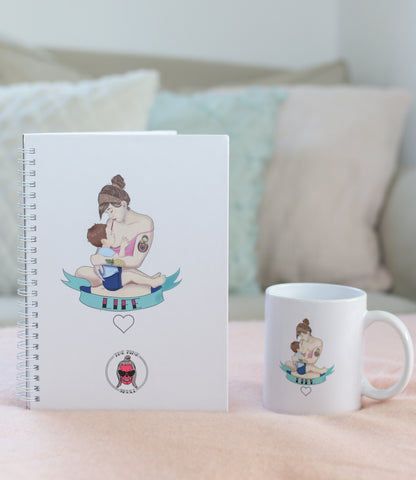 Breastfeeding Toddlers - ADI- MUG/ NOTEBOOK