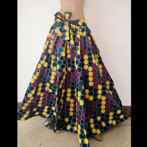 Summer Dress Dashiki Print