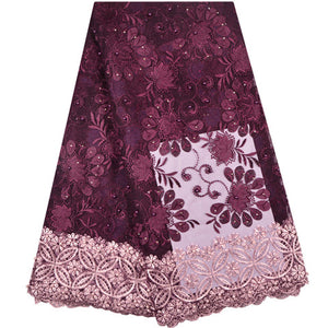 Elegant Lace Fabric