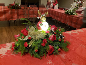 Reindeer on the runway Flower Arrangements, Flower, Florist, Print-a-Bunch Ottawa - Orleans Florist, Great for a Birthday and Anniversary
