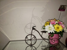 Load image into Gallery viewer, Bike arrangement Flower Arrangements, Flower, Florist, Print-a-Bunch Ottawa - Orleans Florist, Great for a Birthday and Anniversary