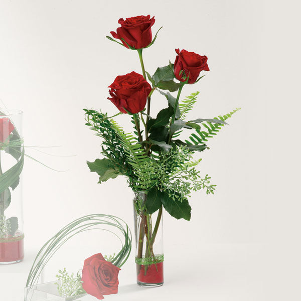 Triple Pleasures Flower Arrangements, Flower, Florist, Print-a-Bunch Ottawa Florist,